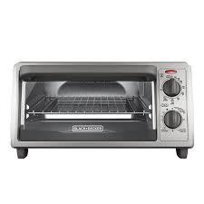 Amazon.com: BLACK+DECKER 4-Slice Countertop Toaster Oven ...