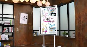 Samsung Launches Interactive Flip Chart Business Strategy