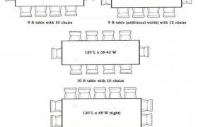 10 person dining table dimensions image collections round dining