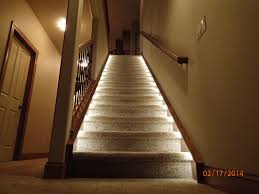 lighting for the home illuminate the staircase leading to the bedrooms upstairs led strip