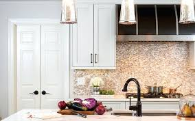 decoration glass for white kitchen cabinets with subway tile backsplash