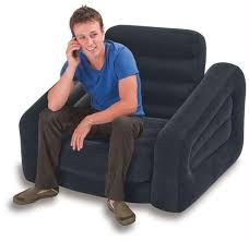 intex inflatable furniture. Intex Inflatable Pull-Out Chair Furniture C
