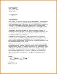 Teacher Reference Letter Rome Fontanacountryinn Com