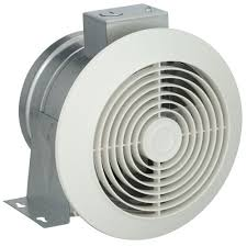 60 cfm white ceiling exhaust fan