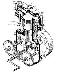 Image 3 of 4 these many places where one mechanical element contacts another are an