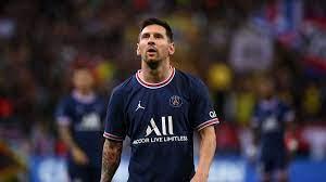 Lionel Messi makes Paris Saint-Germain ...