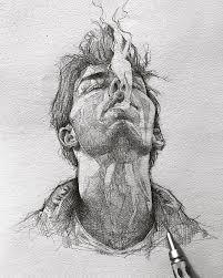 Portrait Art Time Viaggi Disegni Disegni Idee Disegni Facili