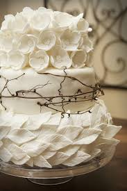 How To Make Fondant Wedding Cake Decorations Ideas Rustic