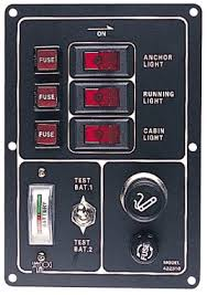 sea dog quality marine, industrial and rigging hardware Boat Switch Panel Wiring Diagram at Sea Dog Switch Panel Wiring Diagram