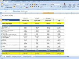 finances excel template property management spreadsheet excel template for tracking rental