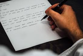 How To Write A Letter Gear Patrol