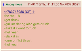 Laid Greentext Anon Gets Anon Anon Gets Laid Gets Greentext P4awPSqn