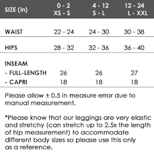 Viv Collection Size Chart Viv Collection Womens Solid Brushed Printed Capri Cropped