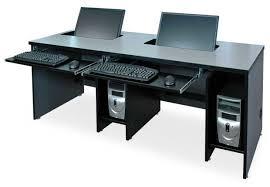 computer desktop furniture. widescreen 2 user computer desk desktop furniture p
