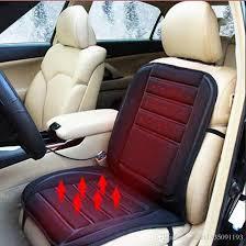 2017 winter car heated seat cover cushion dc 12v heating warm hot seat covers pad hyundai sonata elantra azera tucson santa fe accent leather car seat