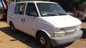 Scrapped! 1999 Chevy Astro Van - YouTube