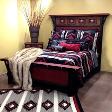 western bedding queen size lakota lined coverlet lone star native american bedding king
