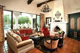 Living Room Spanish Unique Decoration