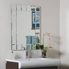 decorative bathroom mirror. Cool Decorative Bathroom Mirrors On Buy Decor Wonderland Montreal Modern Mirror Ssm414 1 At A