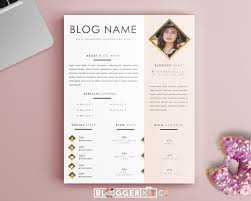 Free Resume Templates Template For Word Photoshop Amp Illustrator