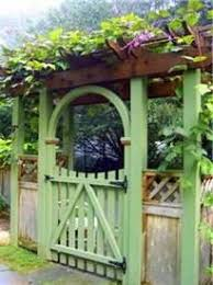 Small Picture 176 best PAINT THE FENCE images on Pinterest Backyard ideas