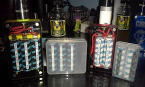 parallel or series what are the differences in vaping triple parallel nasy box and dual series fractured jaw