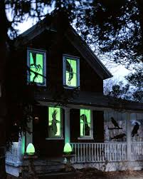 halloween outdoor lighting. Outdoor Halloween Decorations Martha Stewart Lighting