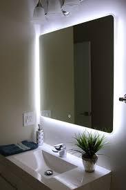 Windbay Backlit Led Light Bathroom Vanity Sink Mirror Illuminated