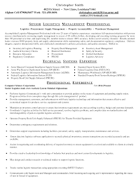 Procurement Manager Resume Format Resume Template Easy Http