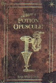 potion opuscule potion opuscule harry potter