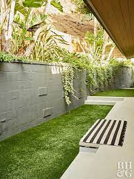 how to lay concrete block better