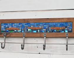 Custom Coat Racks Entryway Coat Hooks Coat Hooks Mosaic Coat Rack Wall Coat Rack 63