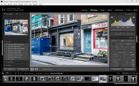 adobe photo lightroom 6 screenshot