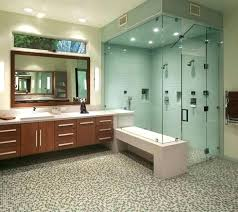 shower stall mats furniture fabulously modern shower stalls with seat ideas large shower with bench seat