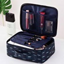 rainy portable toiletry cosmetic bag waterproof makeup make up wash organizer storage pouch travel kit handbag