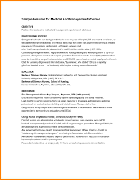 Objectives In Resume For Nurses Objective Nursing Assistant With No