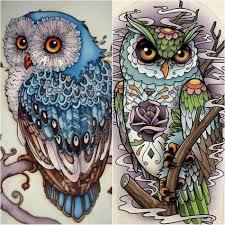 тату сова значение и эскизы татуировки с совой Tattoo Ideasru
