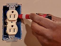how to install a gfci outlet how tos diy Gfci With No Ground Wiring Diagram once cover plate is off test outlet again Wire a GFI without Ground