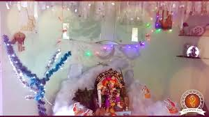 pratiksha kedari home ganpati decoration video ideas www