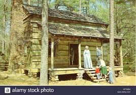 callaway gardens cabins. Callaway Gardens, Cabin Is 150 Years Old (NBY 1096) - Stock Image Gardens Cabins G
