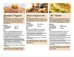 Cookbook Format Template Indesign Template Of The Month Cookbook Indesignsecrets Com