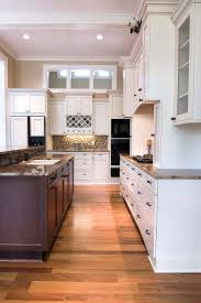 Inviting Contemporary Custom Kitchen Designs Layouts Home