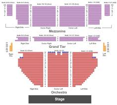 Valid Seating Chart For Palace Theater Columbus Palace