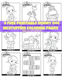 Doc Coloring Pages Here Home Mcstuffins Online Love Page Free