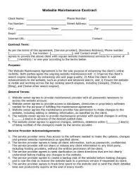 sample contract agreement 32 sample contract templates in microsoft word