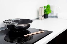 some types of wok will work on a high end induction stovetop