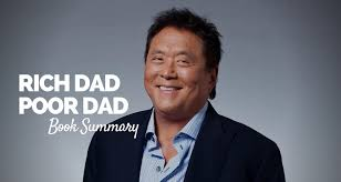rich dad poor dad by robert kiyosaki book summary pdf