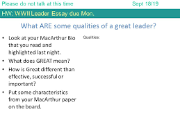 Qualities Of A Good Leader Essay Ghost Writer Services Best Ghostwriter Books Articles
