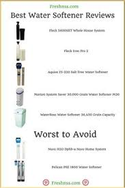 8 Best Water Softener Tips Images Water Hard Water Water