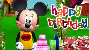Mickey Mouse Birthday Song